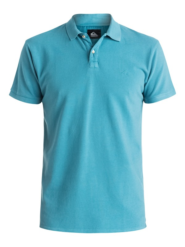 0 Faded Ghost - Polo  EQYKT03302 Quiksilver