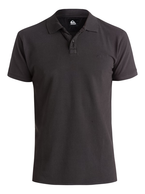 0 Faded Ghost - Polo Noir EQYKT03302 Quiksilver