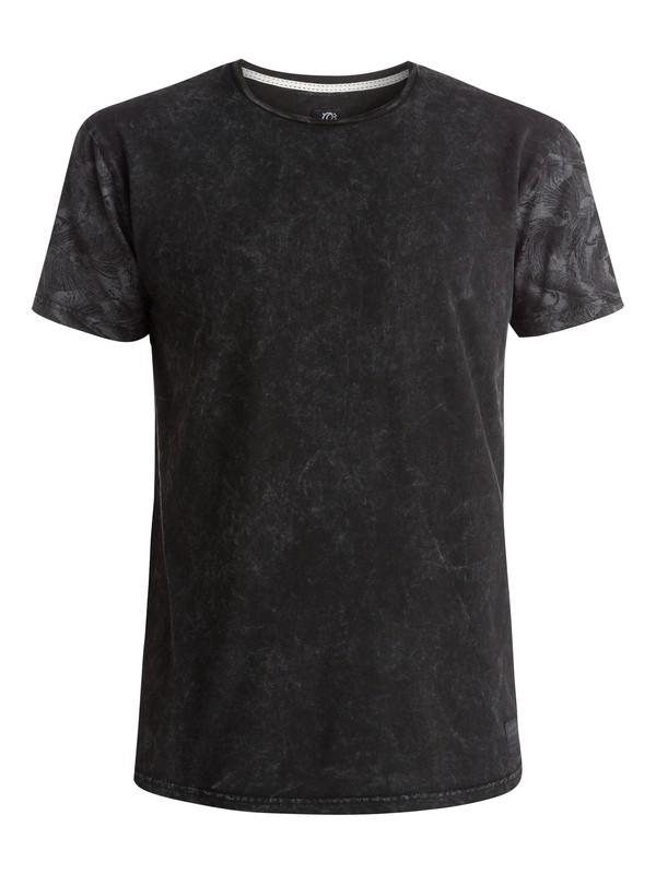 0 Crosse Key - T-shirt  EQYKT03317 Quiksilver