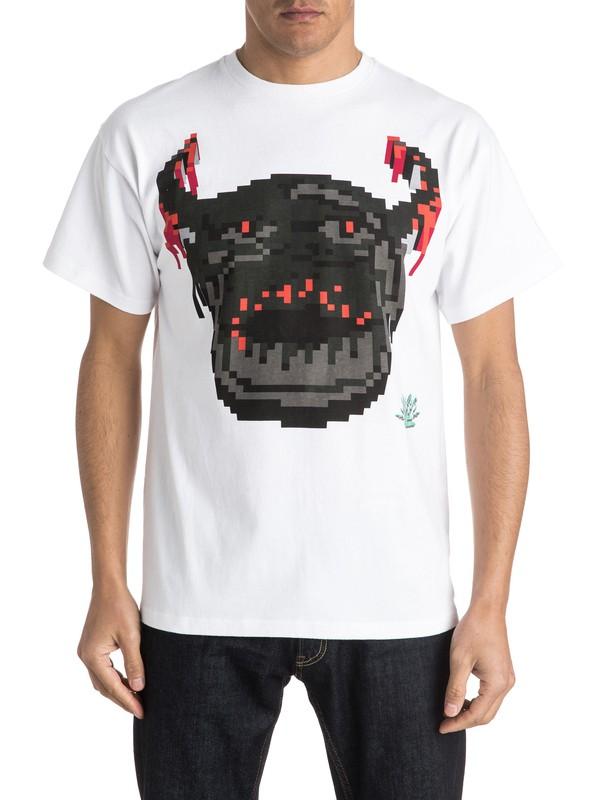 0 Julien David X Quiksilver Viking - T-Shirt  EQYKT03342 Quiksilver