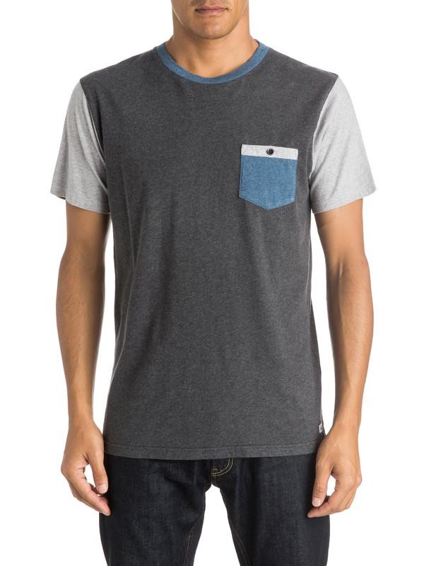 0 Baysic Pocket T-Shirt  EQYKT03351 Quiksilver