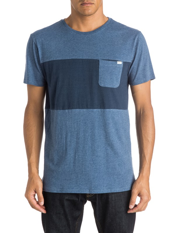0 Shore Break Pocket T-Shirt  EQYKT03363 Quiksilver