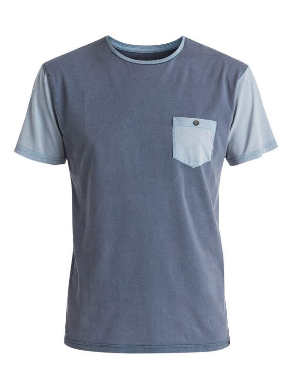 0 Acid Blocked - Tee-Shirt à poche  EQYKT03404 Quiksilver