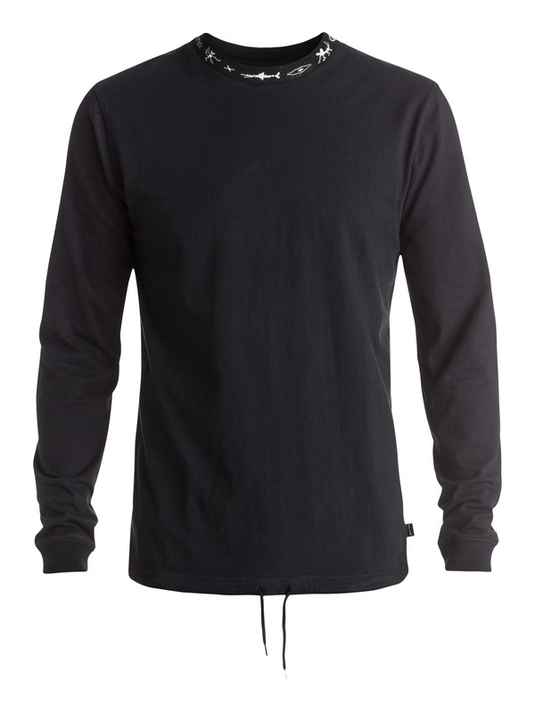 0 Necked - Tee-Shirt à manches longues  EQYKT03419 Quiksilver