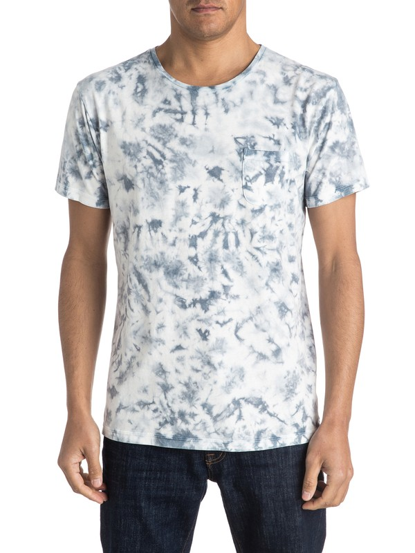 0 Washed Up Tee  EQYKT03436 Quiksilver