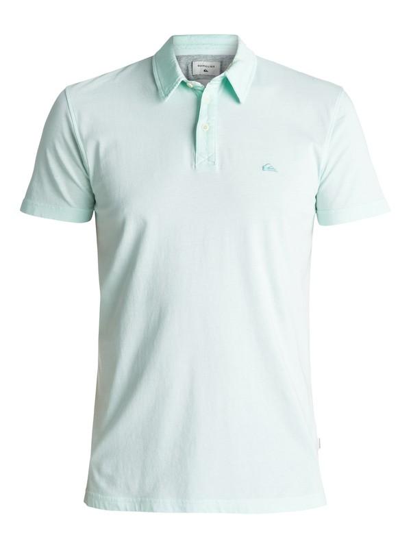 0 Everyday Sun Cruise Polo Shirt Blue EQYKT03446 Quiksilver