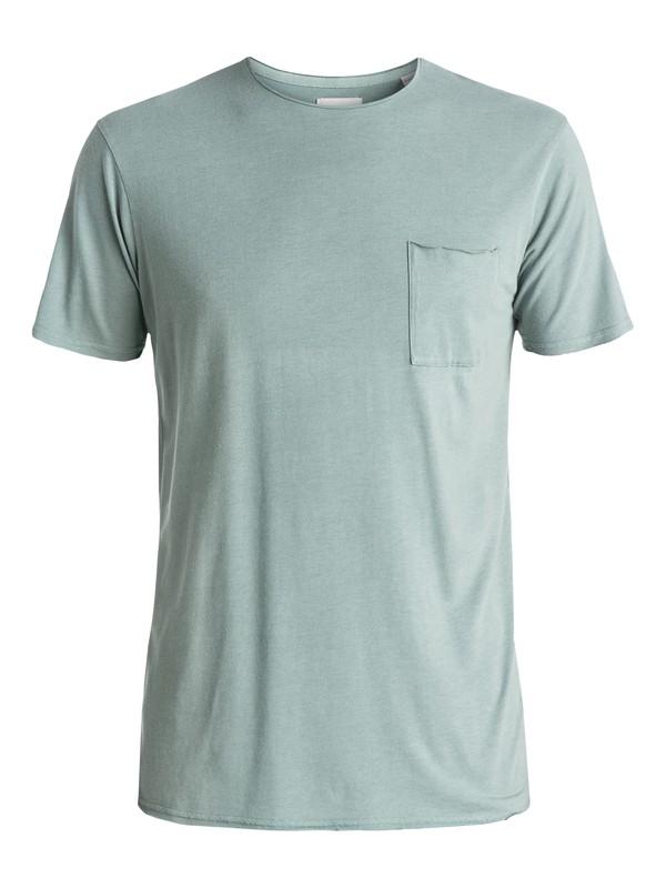 0 The Organic - Tee-Shirt à poche  EQYKT03448 Quiksilver