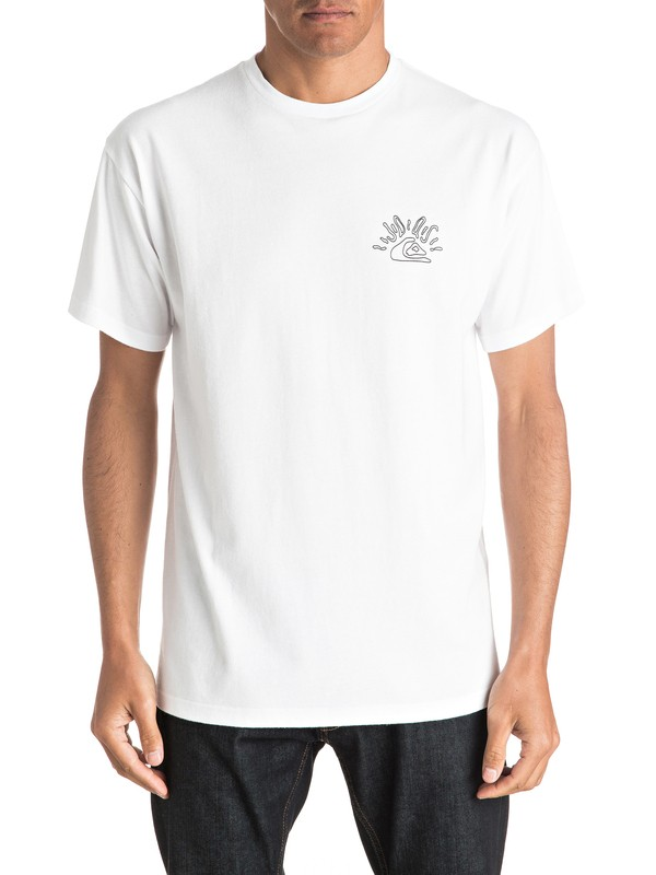 0 Julien David Shower T-Shirt  EQYKT03459 Quiksilver