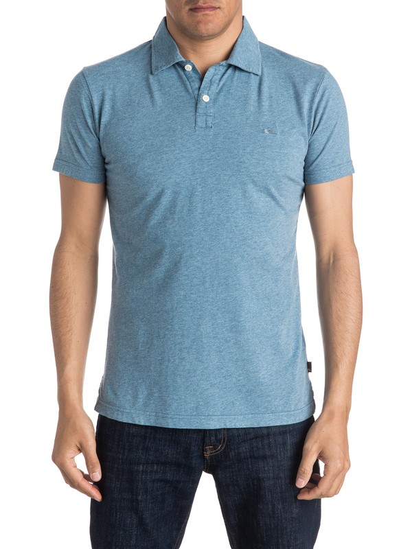 0 Dry Harbour Polo Shirt  EQYKT03472 Quiksilver