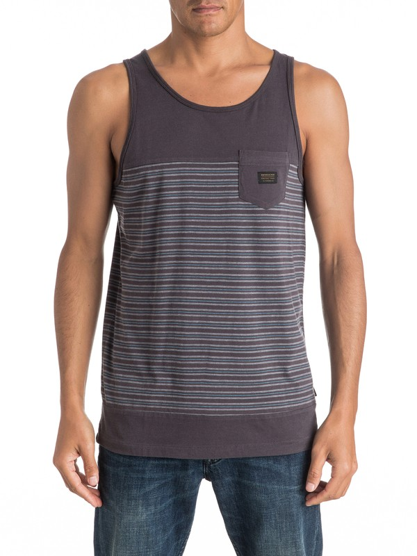 0 Full Tide Pocket Tank  EQYKT03500 Quiksilver