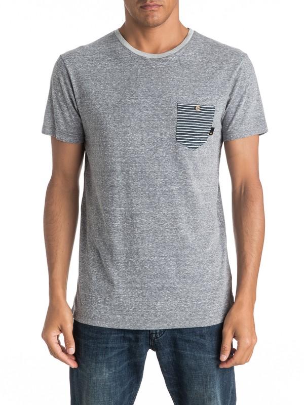 0 Hombre Jackson - Tee-Shirt à poche  EQYKT03506 Quiksilver