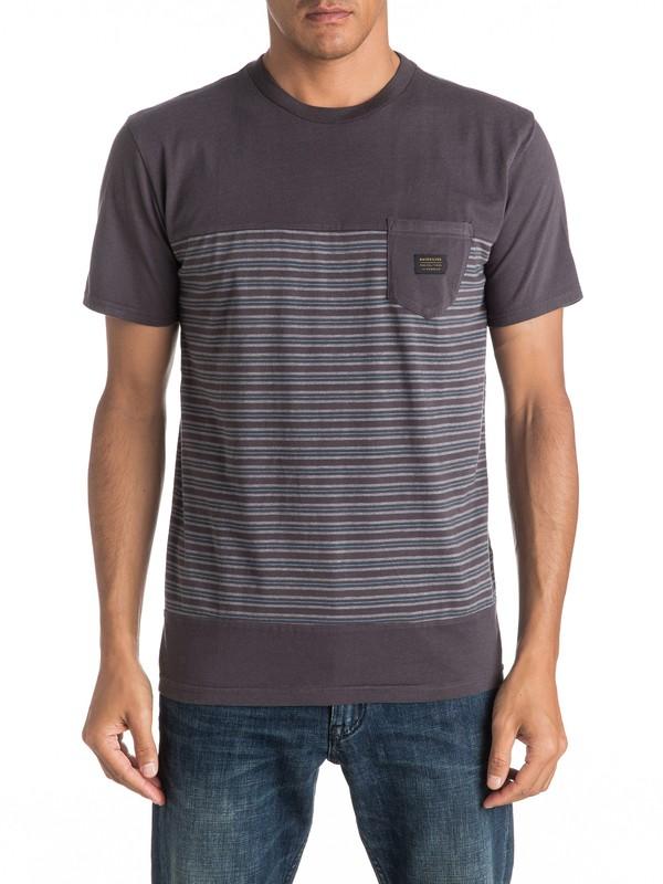 0 Full Tide - Tee-Shirt à poche  EQYKT03514 Quiksilver