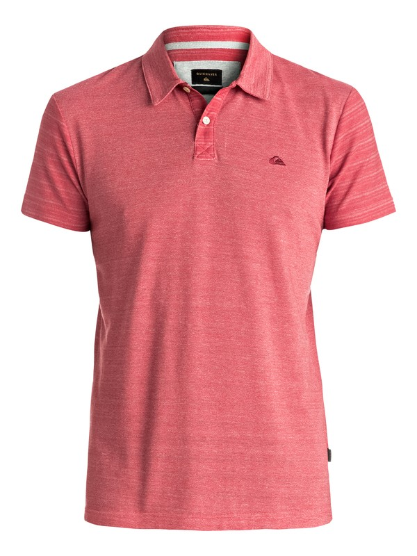 0 Cimbello Port - Polo Rouge EQYKT03517 Quiksilver