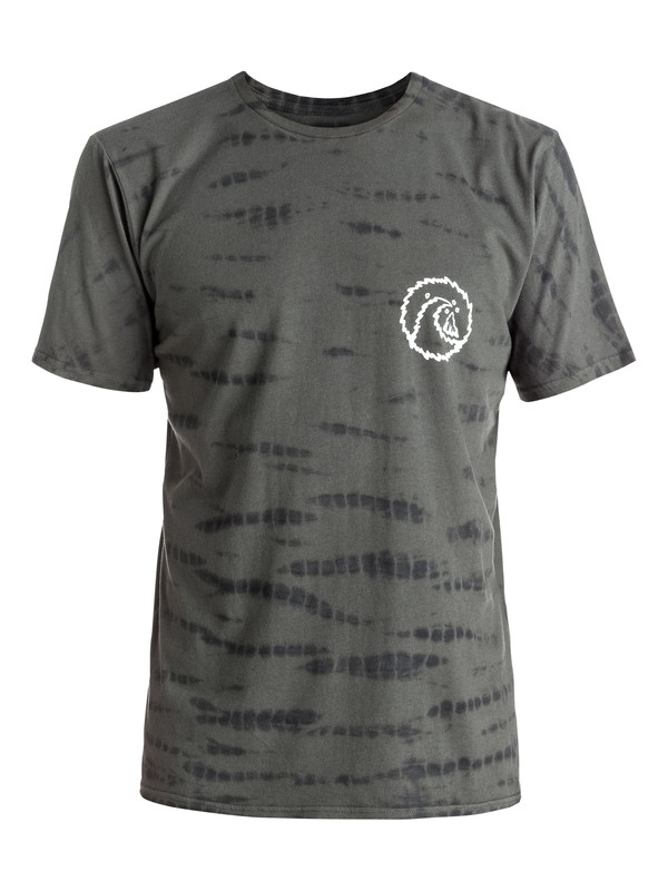 0 Mellow Out Tie Dye - Tee-Shirt  EQYKT03525 Quiksilver