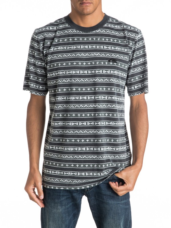 0 Gone Tribal Tee  EQYKT03528 Quiksilver