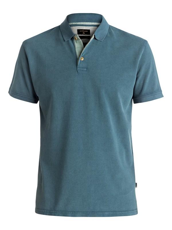 0 Miz Kimitt - Tee-Shirt Bleu EQYKT03535 Quiksilver