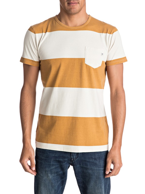 0 Maxed Out Hero Pocket Tee  EQYKT03537 Quiksilver