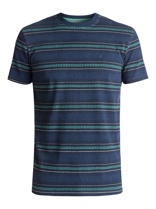 0 Baree Brant - Tee-Shirt Bleu EQYKT03598 Quiksilver