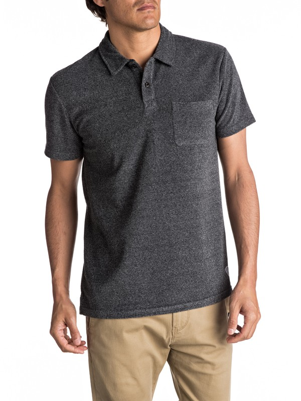 0 After Surf - Polo ultra-doux  EQYKT03610 Quiksilver