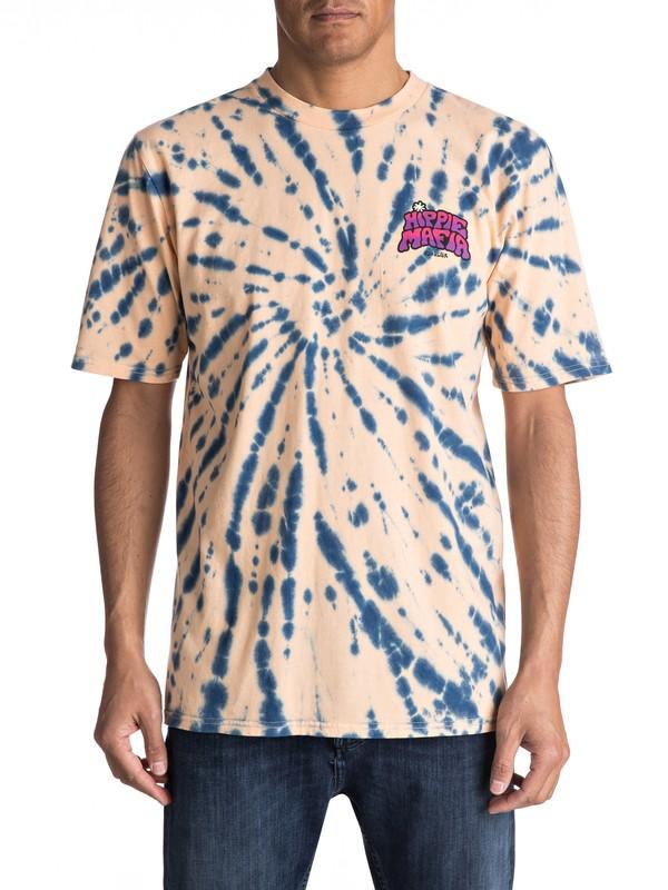 0 Hippie Mafia - Tee-Shirt  EQYKT03614 Quiksilver