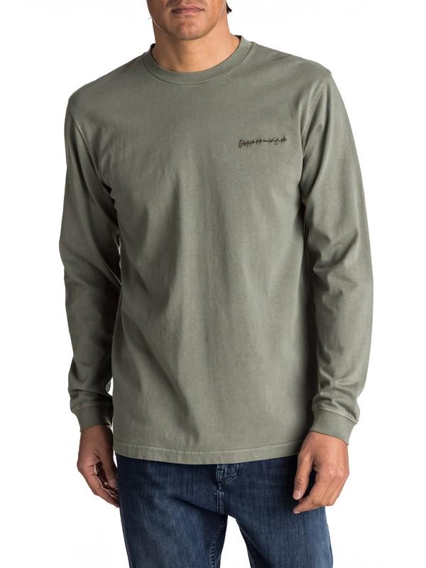 0 Sunny Visions - T Shirt à manches longues  EQYKT03617 Quiksilver
