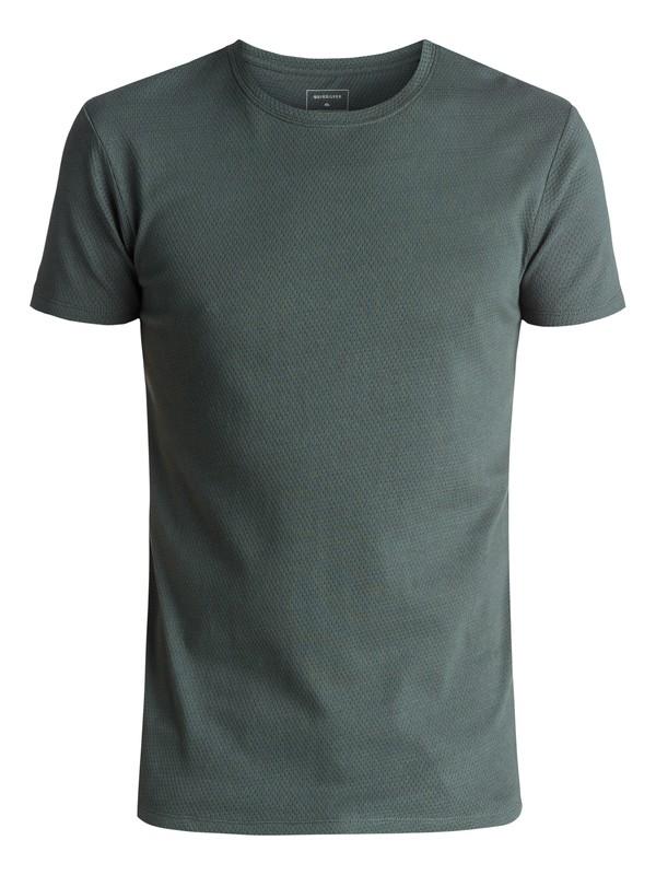 0 Wao Mea - T shirt en mesh Noir EQYKT03625 Quiksilver