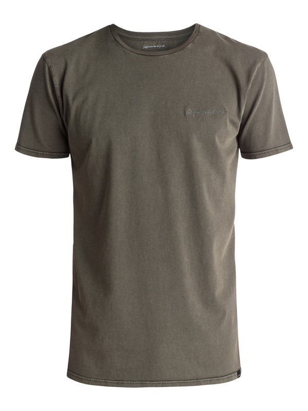 0 Acid Sun Tee Brown EQYKT03642 Quiksilver