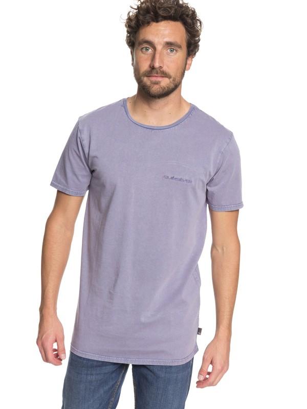 0 Acid Sun Tee Purple EQYKT03734 Quiksilver