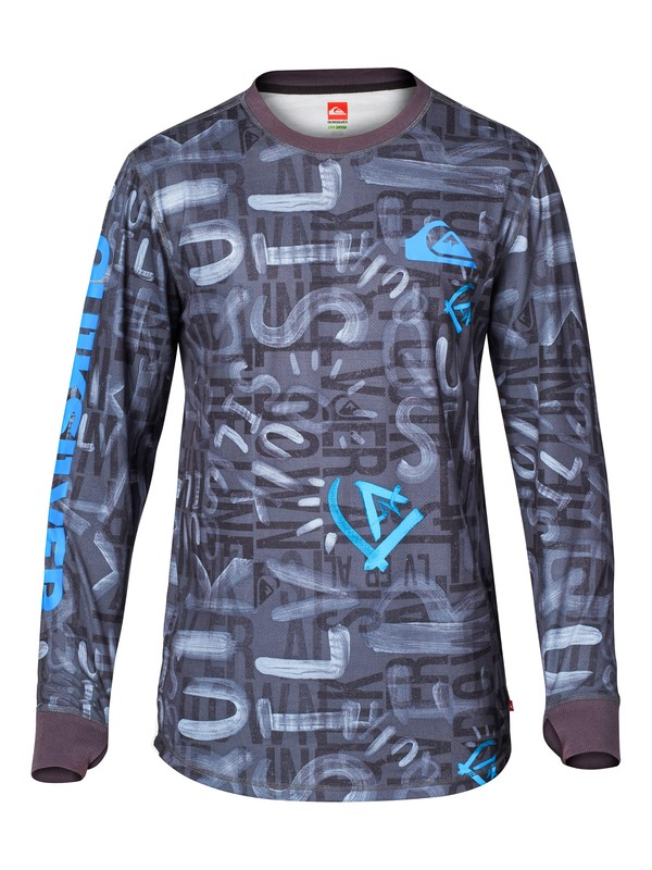 0 Duty Free Base Layer Top  EQYLW00036 Quiksilver