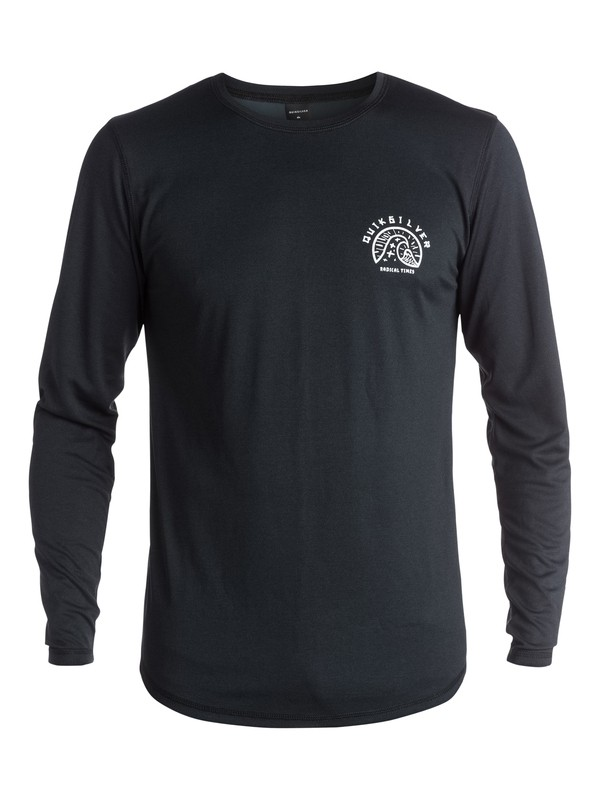 0 Territory Polartec® Base Layer Top  EQYLW03017 Quiksilver