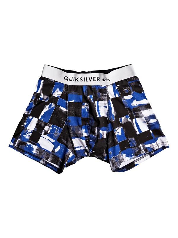 0 Boxer Poster - Boxer Bleu EQYLW03031 Quiksilver