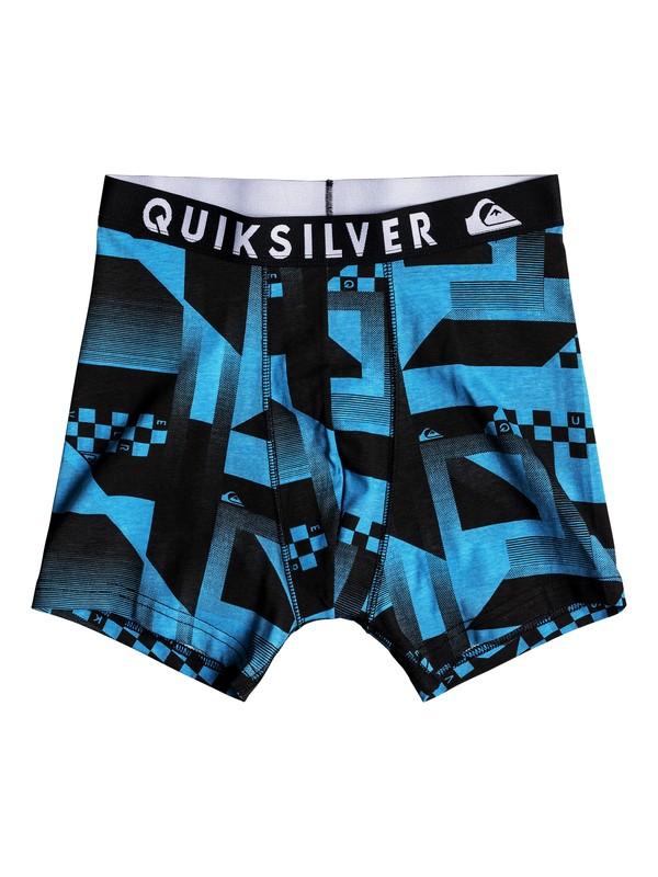 0 Quiksilver - Boxer Multicouleurs EQYLW03034 Quiksilver