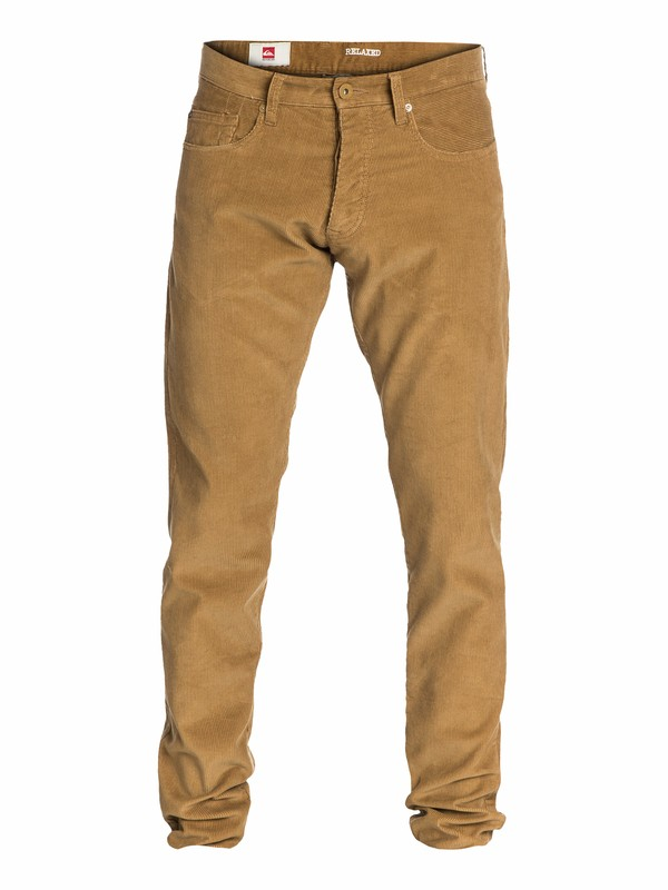"0 Revolver Cord Pants, 32"" Inseam  EQYNP03011 Quiksilver"