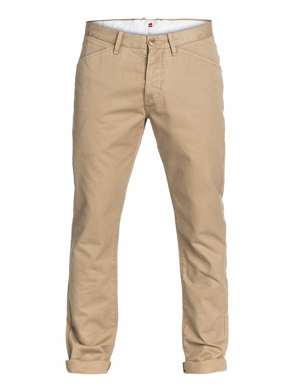 "0 Chino Pants, 32"" Inseam  EQYNP03013 Quiksilver"