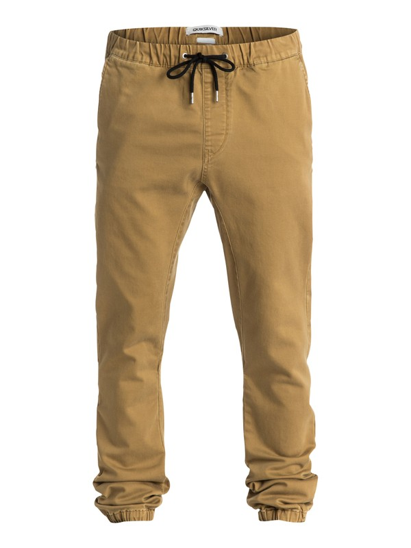 0 Fonic Slim Fit Pants  EQYNP03047 Quiksilver