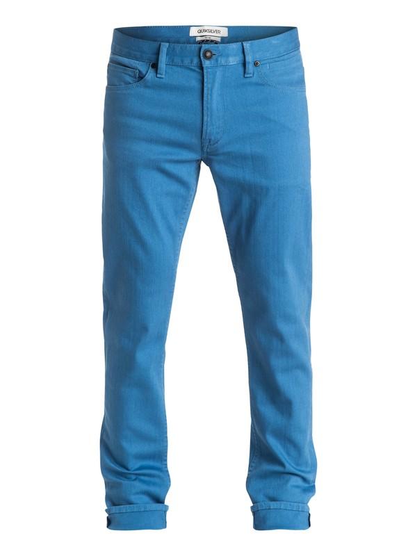 0 Distortion Colors - Jean slim fit  EQYNP03049 Quiksilver