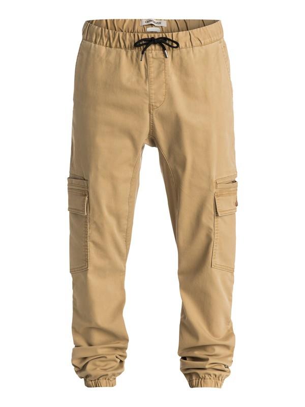 0 Neo Epiphone - Pantalon coupe droite  EQYNP03052 Quiksilver