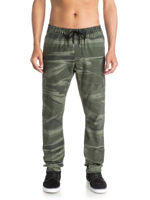 0 Fonic Camo Pants  EQYNP03066 Quiksilver