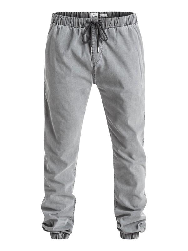 0 Beach - Pantalon coupe jogger  EQYNP03067 Quiksilver