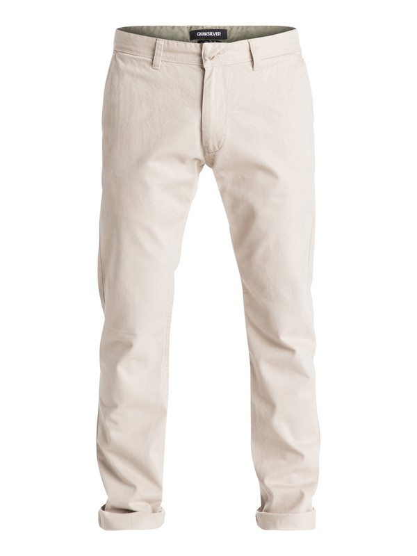0 Everyday Chino - Pantalon chino  EQYNP03077 Quiksilver