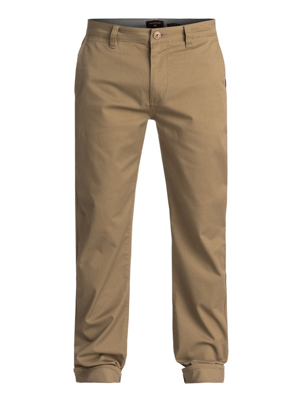 0 Everyday Union Chinos Beige EQYNP03094 Quiksilver