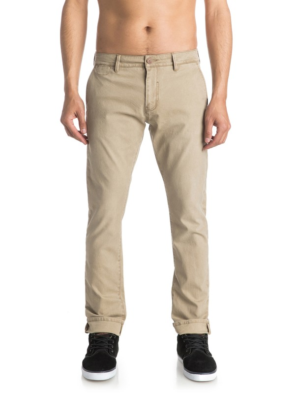 0 Krandy Chino Pants  EQYNP03096 Quiksilver