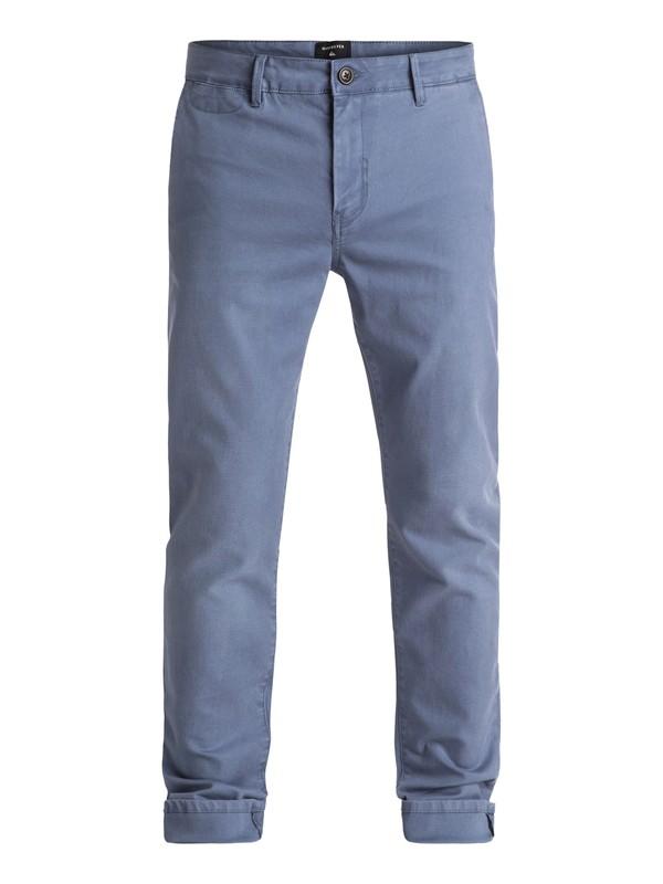 0 Krandy - Pantalon chino  EQYNP03096 Quiksilver