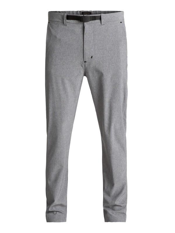 0 Amahai - Pantalon de jogging technique Gris EQYNP03127 Quiksilver
