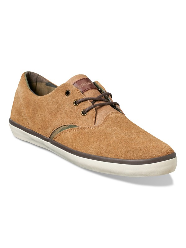 0 Emerson Vulc Suede  EQYS300022 Quiksilver