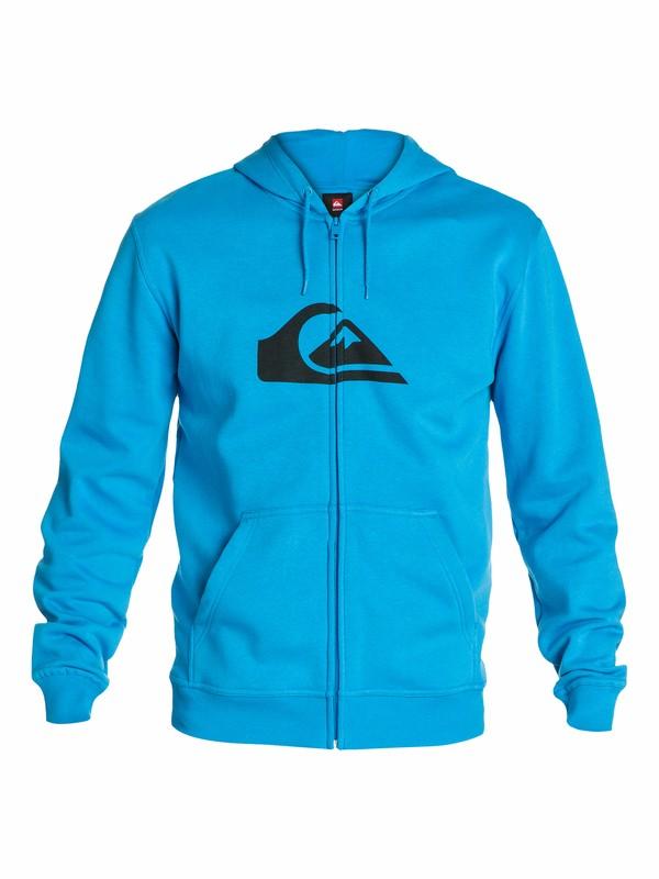 0 Hood Zip Good H1 Bleu EQYSF03027 Quiksilver
