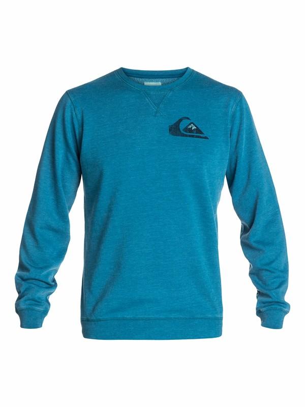 0 Prescott Crew Pullover Sweatshirt  EQYSF03038 Quiksilver