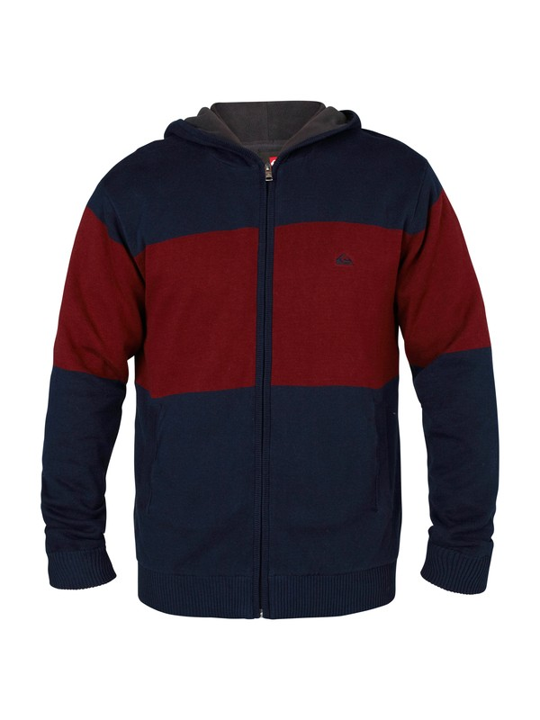 0 Blake Hooded Sweater  EQYSW03005 Quiksilver