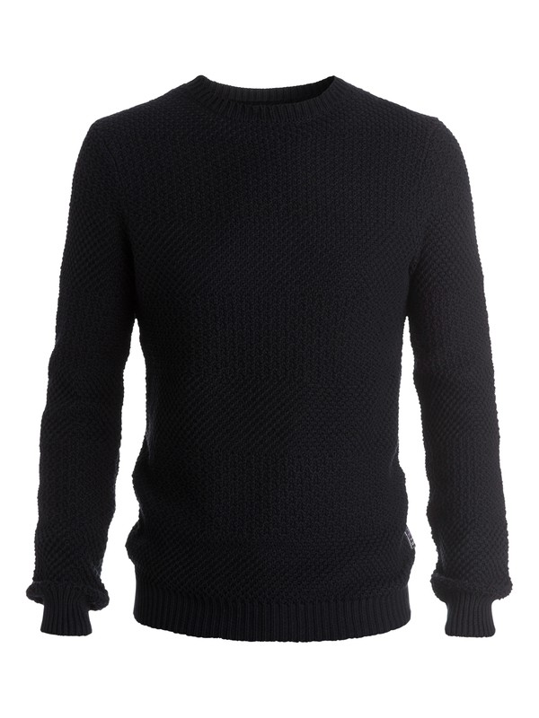 0 Knife Fight Sweater  EQYSW03069 Quiksilver