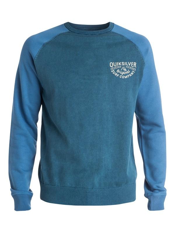 0 Fusion Key Sweater  EQYSW03075 Quiksilver